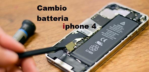 Come cambiare la batteria dell'iPhone 4 | MTP